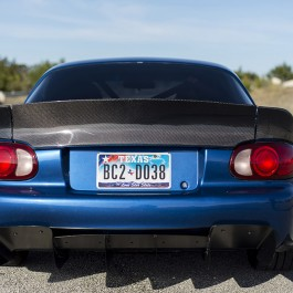 Monster Trunk Spoiler For Miata NB/Mk2