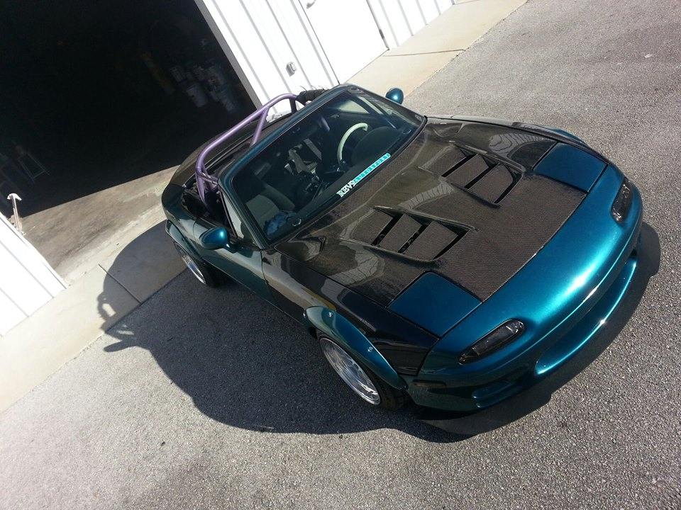 Oem Front Fenders The Ultimate Resource For Mazda Miata