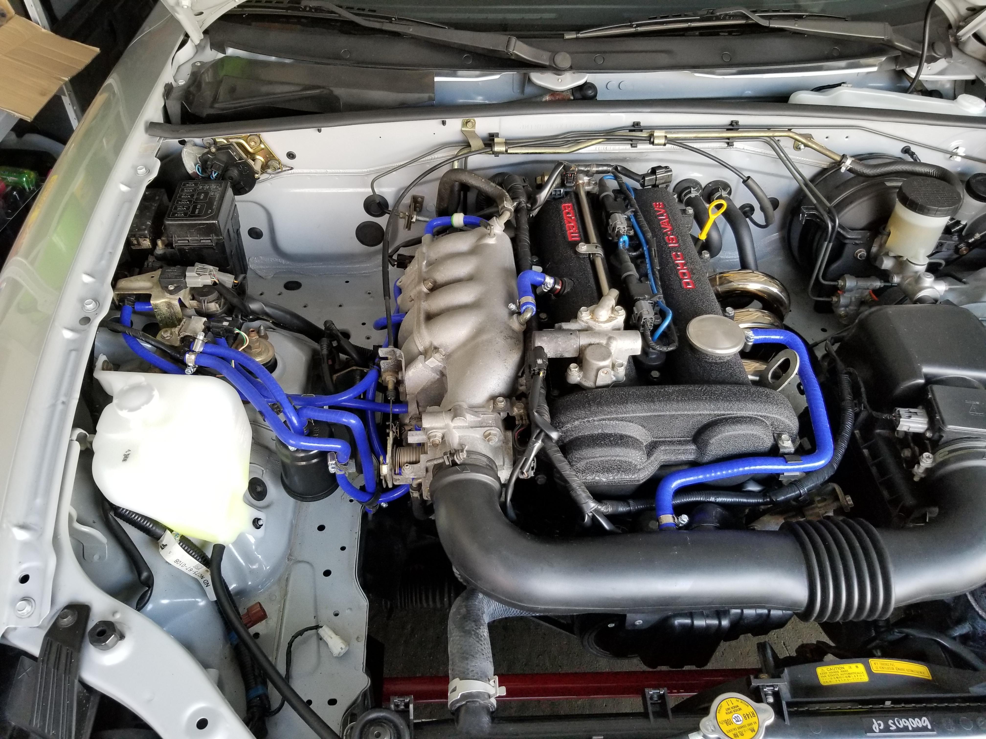 Mazda Mx 5 Vacuum Diagram - Wiring Diagrams Outlet