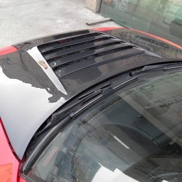 Vented Hood (Dmax Style)