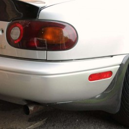 Rear Mudguards For Miata NA/Mk1