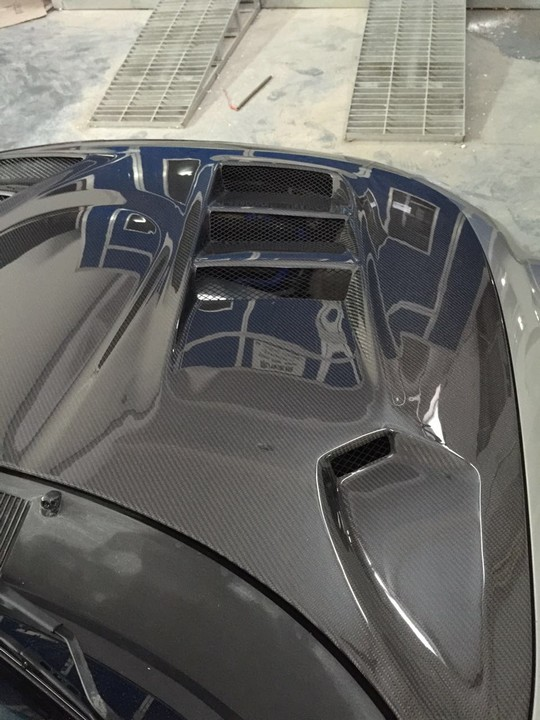 Vented Hood (AD9 Style) - The Ultimate Resource for Mazda ...