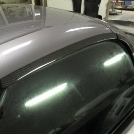 Hardtop Rain Rails (PRHT version)