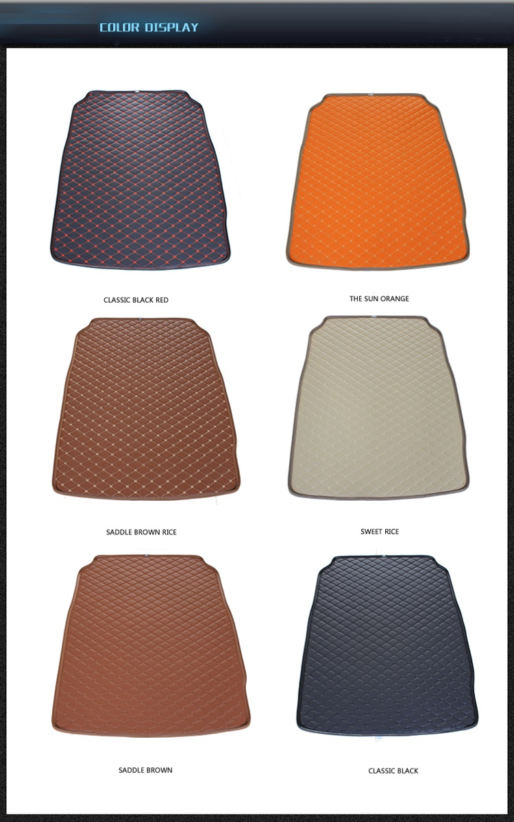 Quilted Floor Mats Premade Material The Ultimate