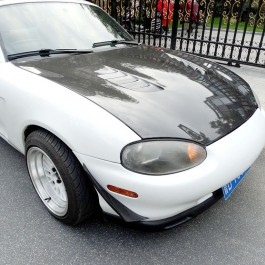 Front Canards For Miata NB/Mk2