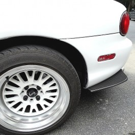 Rear Canards For Miata NB/Mk2