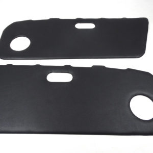 Quilted Leather Door Panels (Handmade) For Miata NA/Mk1