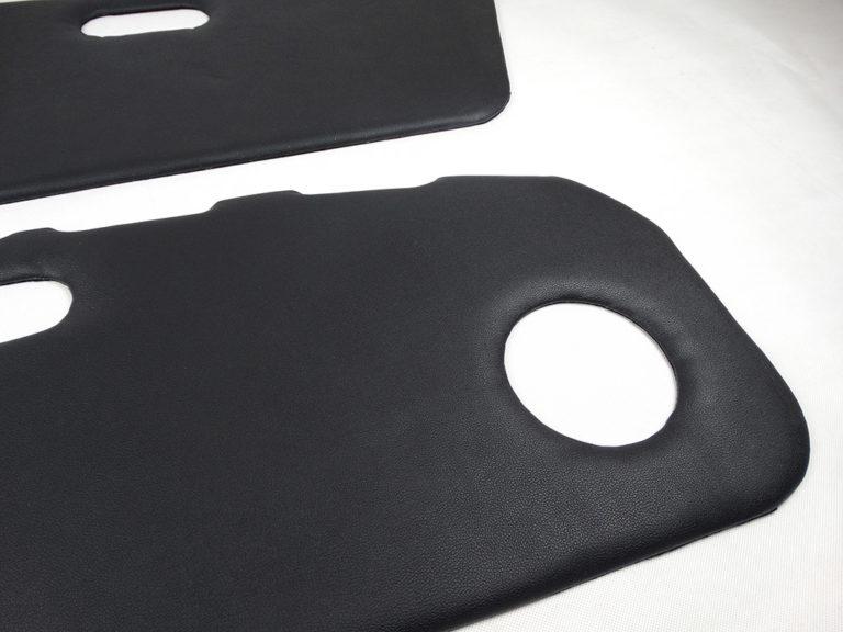 Naked Acrylic Door Panels For Miata NA/Mk1 - The Ultimate