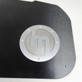 Aluminum Speaker Covers For Miata NA/Mk1