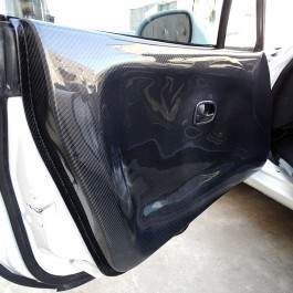 Flat Door Panels (NB1 99-00) For Miata NB/Mk2