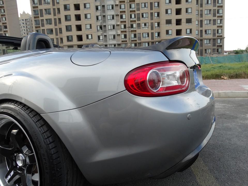 Mazda Miata Parts >> Trunk with ducktail (PRHT) - The Ultimate Resource for Mazda Miata Parts
