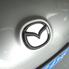 Front/Rear Mazda Emblems For Miata NC/Mk3