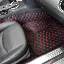 Quilted Floor mats (Premade material)