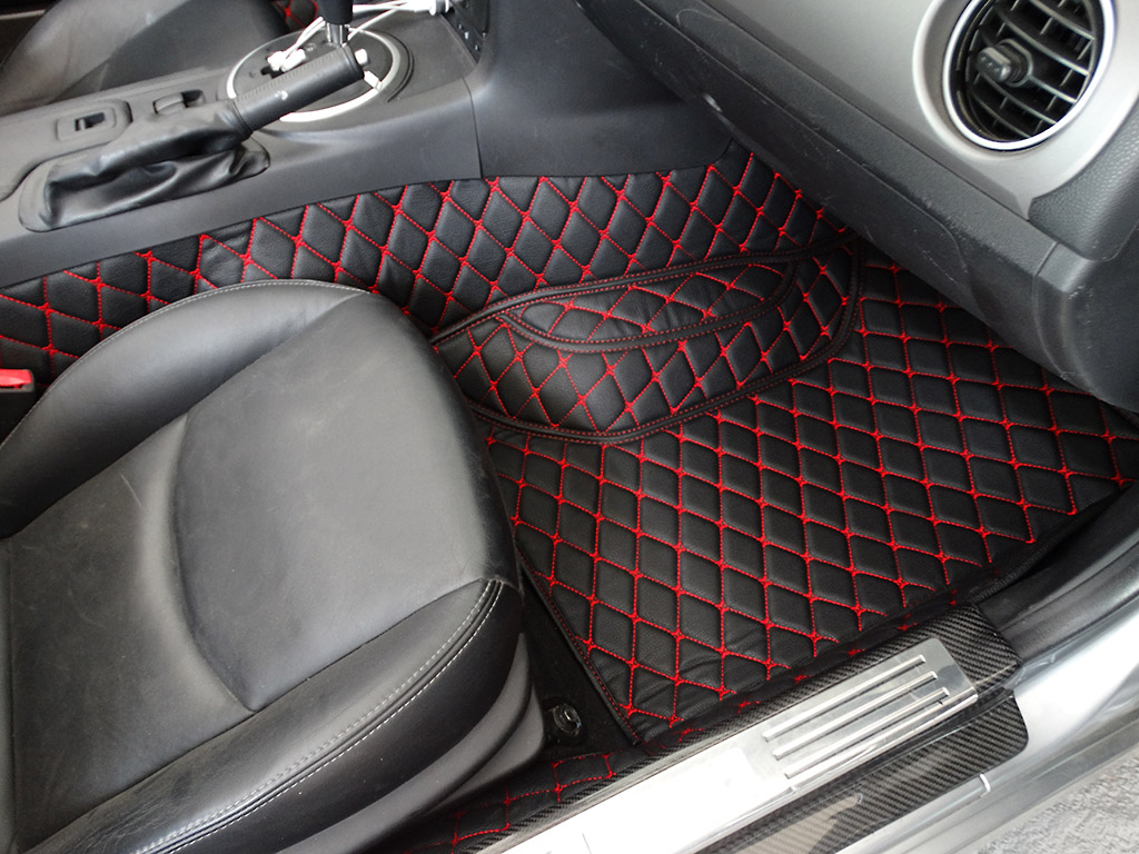 liner husky cargo gray car floor classic liners style