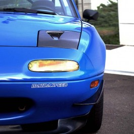 3D Front Canards For Miata NA/Mk1