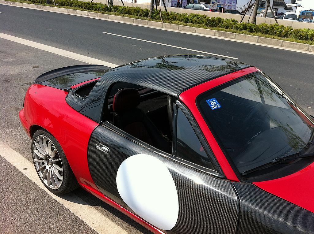 Miata Hardtop Brackets >> Hardtop (OEM Replica) - The Ultimate Resource for Mazda ...
