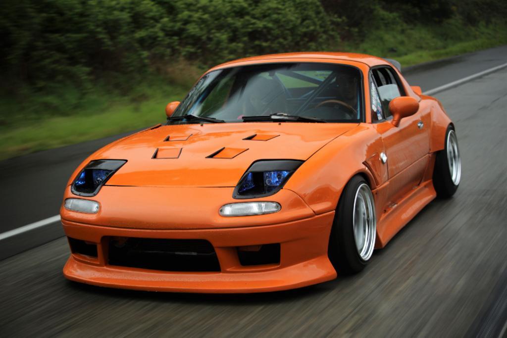 Complete Bodykit (Arios/Deuce replica) - The Ultimate Resource for Mazda Miata Parts
