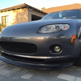 GV Style Front Lip (06-08)