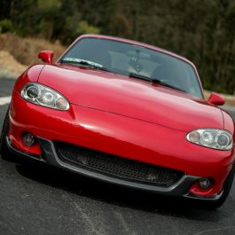 Front Mazdaspeed Lip For Miata NB/Mk2