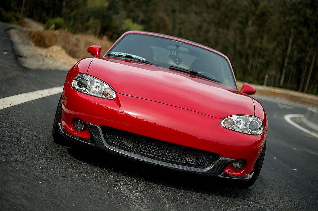 Front Mazdasd Lip