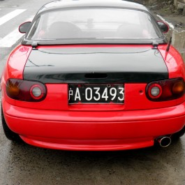 OEM Rear Lip For Miata NA/Mk1