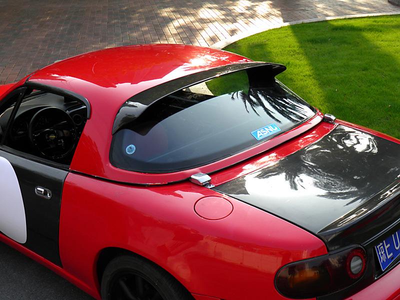 Hardtop Spoiler The Ultimate Resource For Mazda Miata Parts