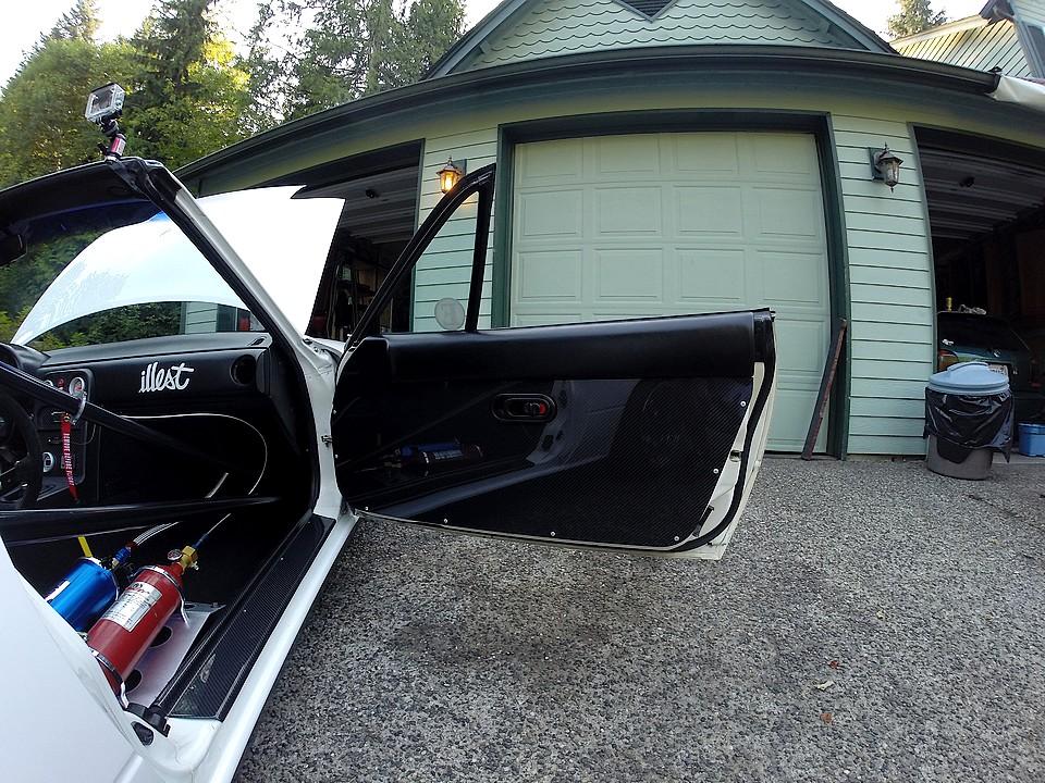 red products panels door corvette