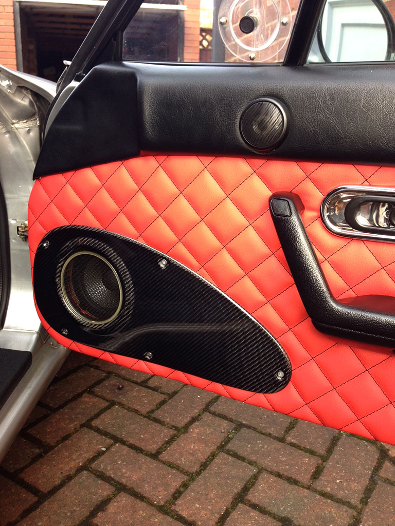 Quilted Leather Door Panels (Handmade) - The Ultimate Resource for ... : quilted car interior - Adamdwight.com