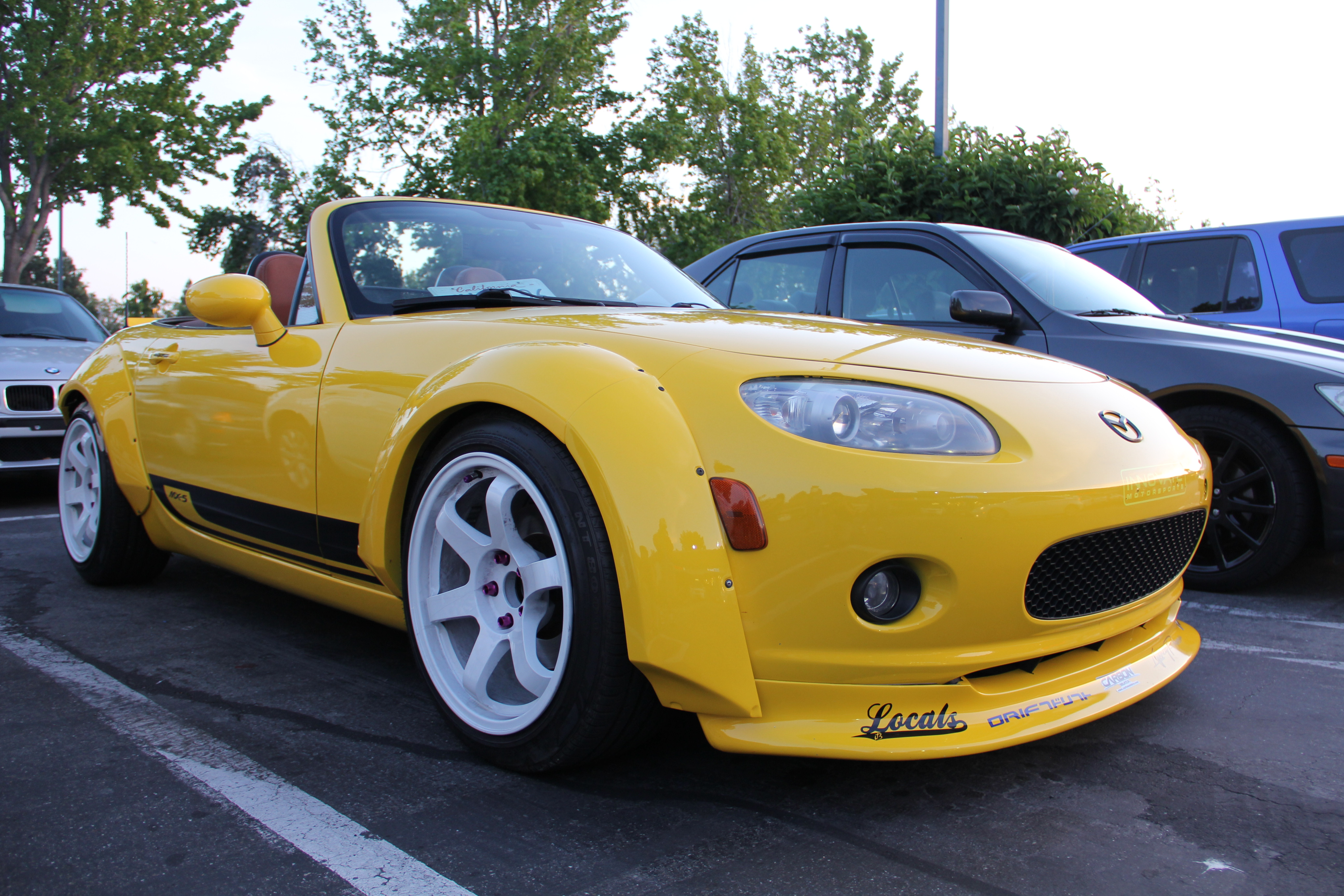 Wide Overfenders Kit The Ultimate Resource for Mazda