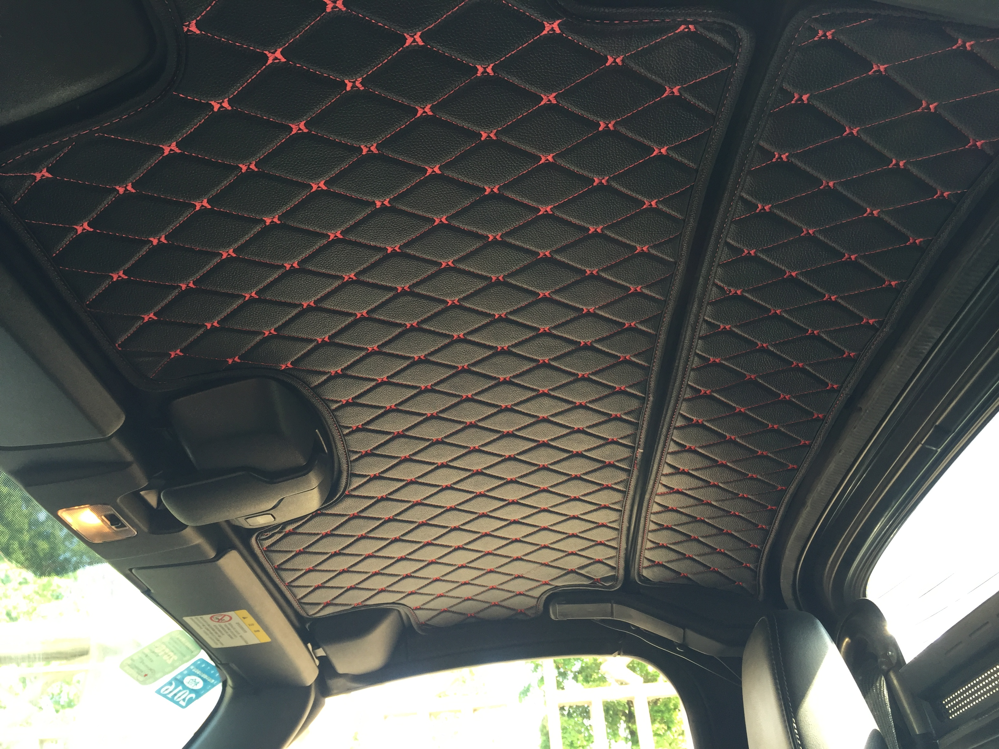 car ceiling liner material. Black Bedroom Furniture Sets. Home Design Ideas