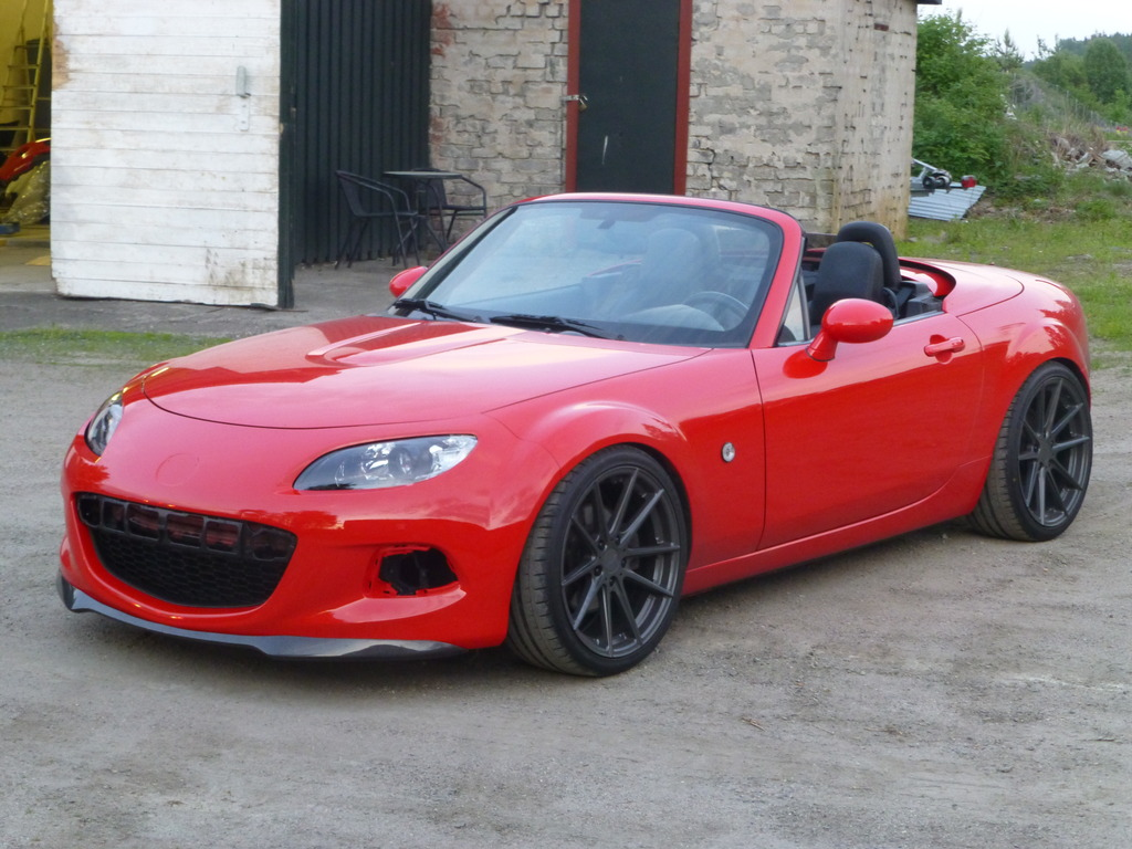 Club Front Lip Fits NC3 only The Ultimate Resource for