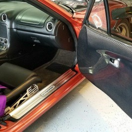 Flat Door Panels (NB2 01-05) For Miata NB/Mk2
