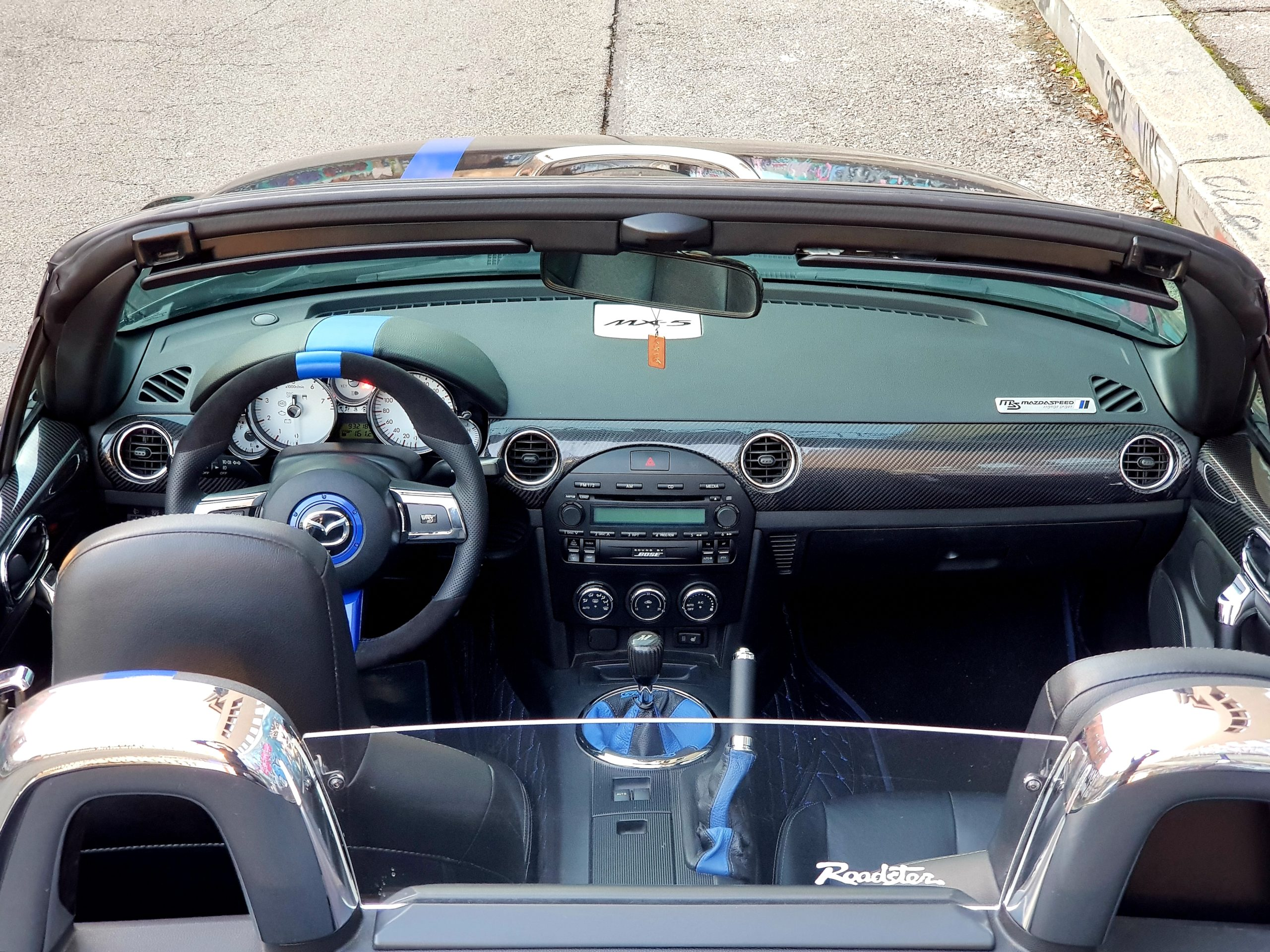 Lhd Dash Trims For Miata Nc Mk3 The Ultimate Resource For Mazda Miata Parts