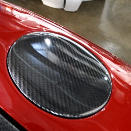 Gas Lid Cover For Miata NA/Mk1
