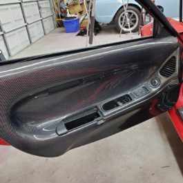 LHD Door Trims For RX-7 FD