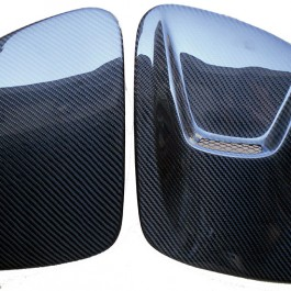 Headlights covers (Vented Style)