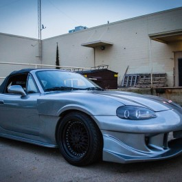RE-GT Style Bodykit For Miata NB/Mk2