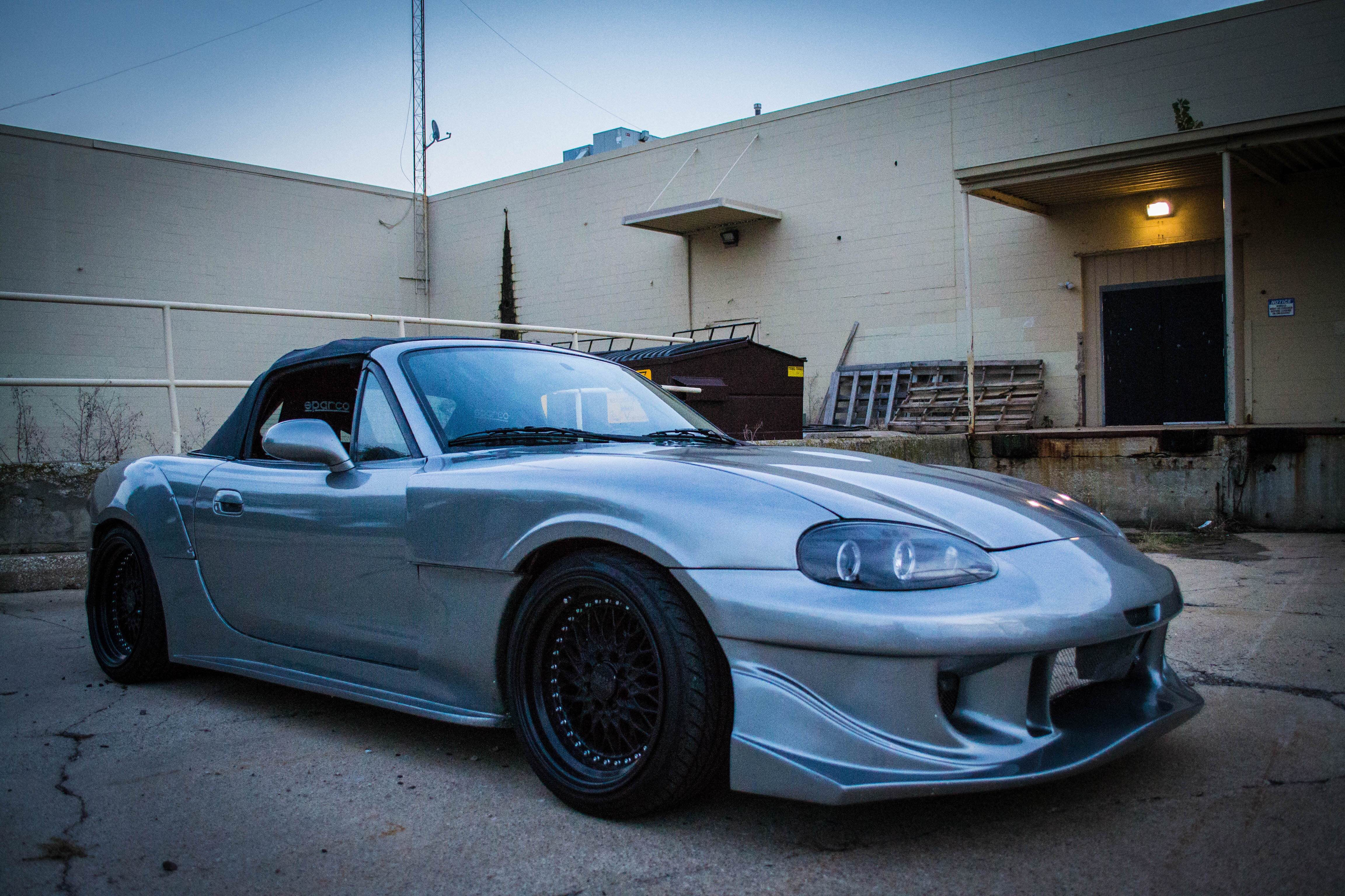 1999 mx 5 body kit