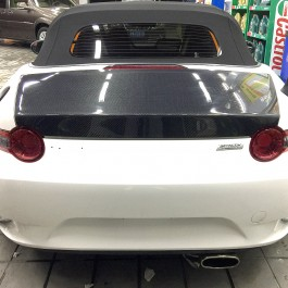 OEM Trunk (Soft Top only) For Miata ND/Mk4