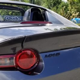 3 Pieces Trunk Spoiler For Miata ND/Mk4