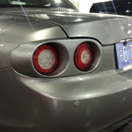 Quad LED Tail Lights Kit (NC2/NC3) For Miata NC/Mk3