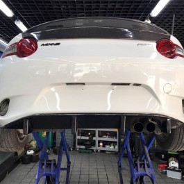 Rear Diffuser (OEM Exhaust)
