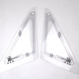 Quarter Window Vents (Pair) For Miata NA/NB