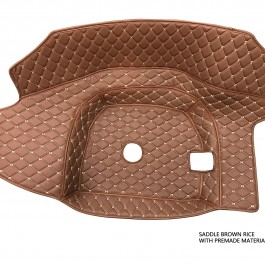 Quilted Trunk Liner (Premade material) For Miata NB/Mk2
