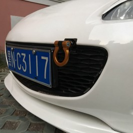 Rear and Front Tow Hooks