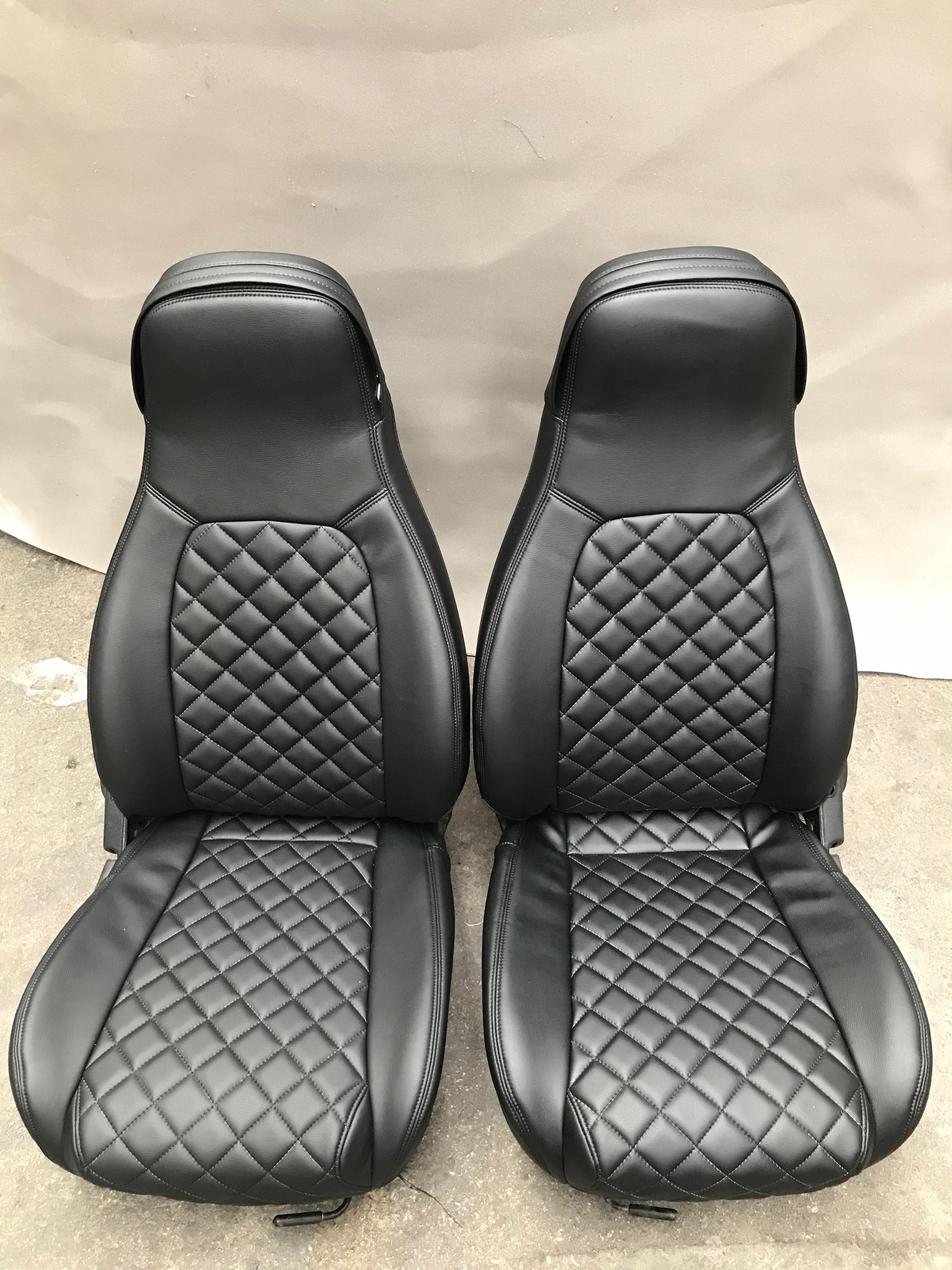 Quilted Seat Covers