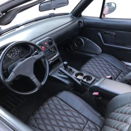 Quilted Seat Covers (Diamond Stitching)