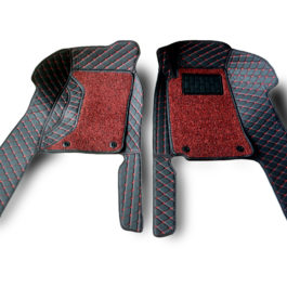 Quilted Floor mats Deluxe version (Premade material) For Miata NC/Mk3