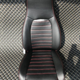 Striped Seat Covers For Miata NA/Mk1