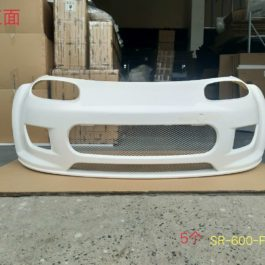 Mazdaspeed Front Bumper Replica (Fits NC1)